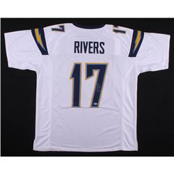 Philip Rivers Signed Jersey (Beckett COA)