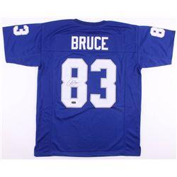 Isaac Bruce Signed Jersey (Radtke COA)