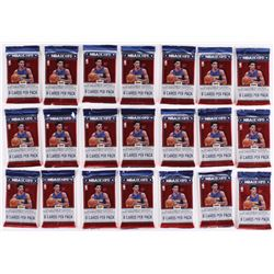 Lot of (21) 2017-18 Panini Hoops Basketball Unopened Packs with (8) Cards Each