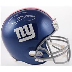 Odell Beckham Jr. Signed New York Giants Full-Size Helmet (Steiner COA)