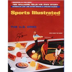 Jack Nicklaus Signed 11x14 Photo (JSA COA)