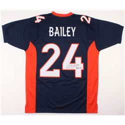 "Champ Bailey Signed Jersey Inscribed ""HOF 19"" (JSA COA)"