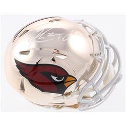 Kyler Murray Signed Arizona Cardinals Chrome Speed Mini Helmet (JSA Hologram)