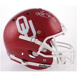 Kyler Murray Signed Oklahoma Sooners Full-Size Helmet (JSA Hologram)