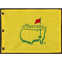 Masters Pin Flag