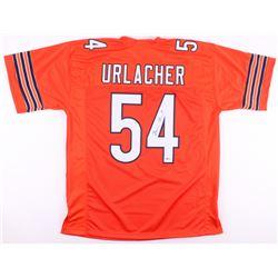 Brian Urlacher Signed Jersey (Beckett COA)