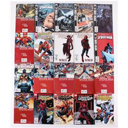 """Lot of (20) 2006-2008 Marvel """"Amazing Spider-Man"""" Comic Books with Issues #531, 540, 545, 549, 550"""