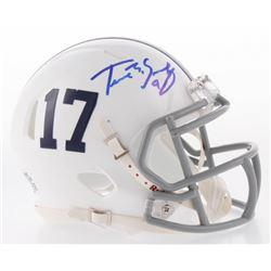 Trace McSorley Signed Penn State Nittany Lions Speed Mini Helmet (JSA COA)