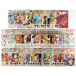 Lot of (79) 1981-1988 X-Men Marvel Comic Books