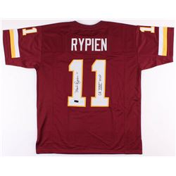 "Mark Rypien Signed Jersey Inscribed ""SB XXVI MVP"" (Radtke COA)"