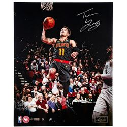 Trae Young Signed Atlanta Hawks 16x20 Limited Edition Photo (Panini COA)