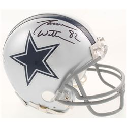 Jason Witten Signed Dallas Cowboys Mini Helmet (Beckett COA  Witten Hologram)