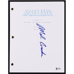 "Mel Brooks Signed ""Spaceballs"" Movie Script (Beckett COA)"