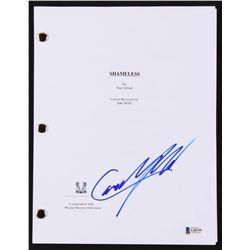 "Cameron Monaghan Signed ""Shameless - Pilot"" Script (Beckett COA)"