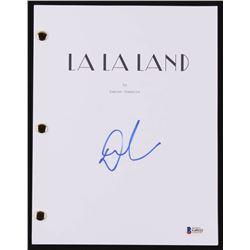 """Damien Chazele Signed """"La La Land"""" Movie Script (Beckett COA)"""