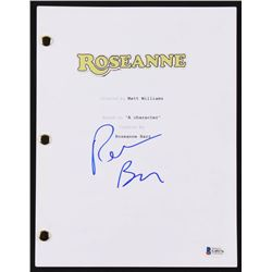 "Roseanne Barr Signed ""Roseanne"" Episode Script (Beckett COA)"