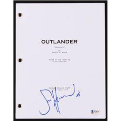 """Sam Heughan Signed """"Outlander"""" Pilot Episode Script (Beckett COA)"""