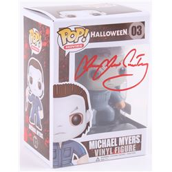 James Jude Courtney Signed Michael Myers #03 Funko Pop! Vinyl Figure (PA COA)