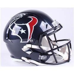 Jadeveon Clowney Signed Houston Texans Full-Size Speed Helmet (JSA COA)