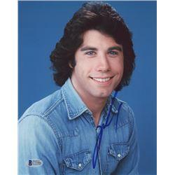 John Travolta Signed 8x10 Photo (Beckett Hologram)