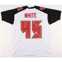 Devin White Signed Jersey (Beckett COA)