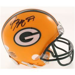Jace Sternberger Signed Green Bay Packers Mini-Helmet (JSA COA)