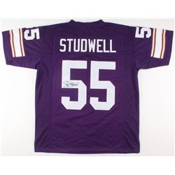 Scott Studwell Signed Jersey (JSA Hologram)