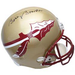 Bobby Bowden Signed Florida State Seminoles Full-Size Helmet (JSA Hologram)