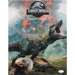 "Jeff Goldblum Signed ""Jurassic World: Fallen Kingdom"" 11x14 Photo (JSA COA)"