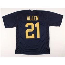 Keenan Allen Signed Jersey (Radtke COA)
