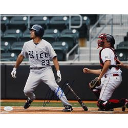 Anthony Rendon Signed Rice Owls 11x14 Photo (JSA COA)