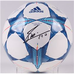 Lionel Messi Signed Adidas Soccer Ball (Icons COA)