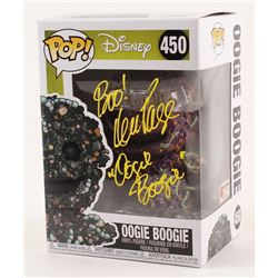 "Ken Page Signed ""The Nightmare Before Christmas"" - Oogie Boogie #450 Funko Pop! Vinyl Figure Inscrib"