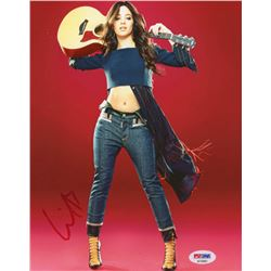 Camila Cabello Signed 8x10 Photo (PSA COA)
