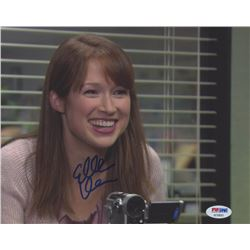 "Ellie Kemper Signed ""The Office"" 8x10 Photo (PSA COA)"