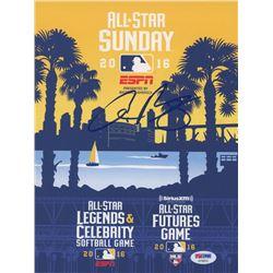 Alex Bregman Signed 2016 All-Star Sunday Futures Game Program (PSA COA)