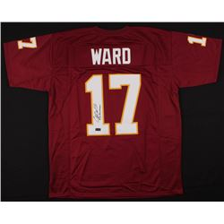 "Charlie Ward Signed Jersey Inscribed ""93 Heisman"" (Radtke COA)"