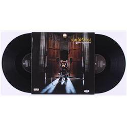 "Kanye West Signed ""Late Registration"" Vinyl Record Album (PSA COA)"