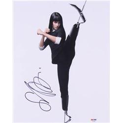 "Sofia Boutella Signed ""Kingsman: The Secret Service"" 11x14 Photo (PSA COA)"