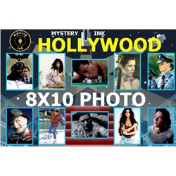 Mystery Ink Hollywood 8x10 Photo Edition! 1 Celebrity Signed 8x10 Picture In Every Pack/Box!