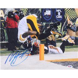 Martavis Bryant Signed Pittsburgh Steelers 11x14 Photo (PSA COA)