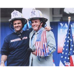 Rudy Giuliani Signed 11x14 Photo (PSA COA)