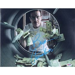 "Bryan Cranston Signed ""Breaking Bad"" 11x14 Photo (PSA COA)"
