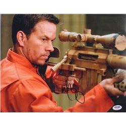 "Mark Wahlberg Signed ""Shooter"" 11x14 Photo (PSA COA)"