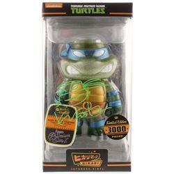 """Kevin Eastman Signed Teenage Mutant Ninja Turtles """"Leonardo"""" Limited Edition Nickelodeon Hikari Funk"""