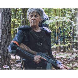"""Melissa McBride Signed """"The Walking Dead"""" 11x14 Photo (PSA COA)"""
