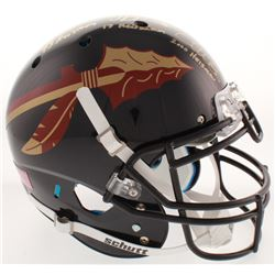Chris Weinke, Jameis Winston  Charlie Ward Signed Florida State Seminoles Authentic On-Field Helmet