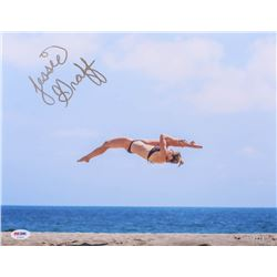 Jessie Graff Signed 11x14 Photo (PSA COA)