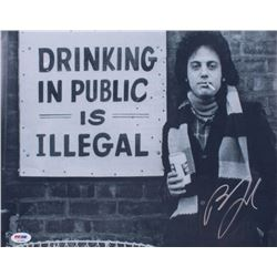 Billy Joel Signed 11x14 Photo (PSA COA)