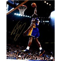 Shaquille O'Neal Signed Los Angeles Lakers 16x20 Photo (Steiner COA)